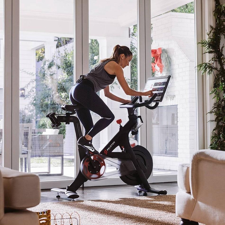 Как похудеть катаясь на велотренажере