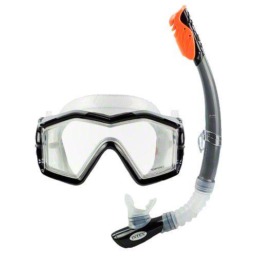 Набор для плавания Explorer Pro (маска, трубка) Intex (Интекс) 55961