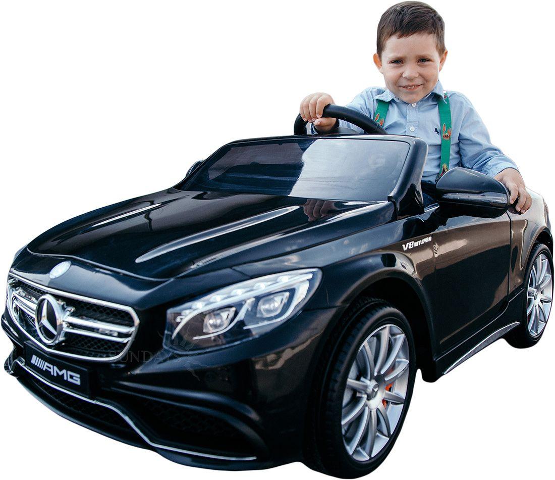 Детский электромобиль Mercedes Benz license Sundays BJ169