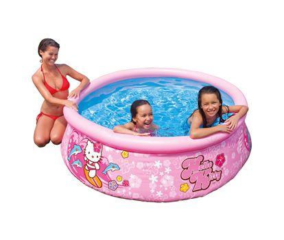 Надувной (детский) бассейн Intex Easy Set 28104NP 183х51 см