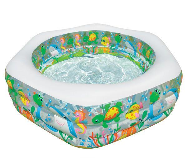 Купить Надувной (детский) бассейн Intex 56493NP 191x178x61 см