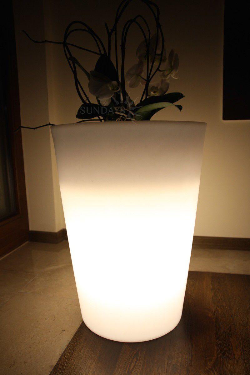 Купить Вазон-горшок садовый PD CONCEPT Uran PL-UR60-LIGHT
