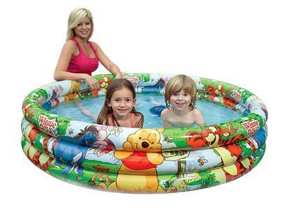 Купить Надувной (детский) бассейн Intex 58915NP 147х33 см