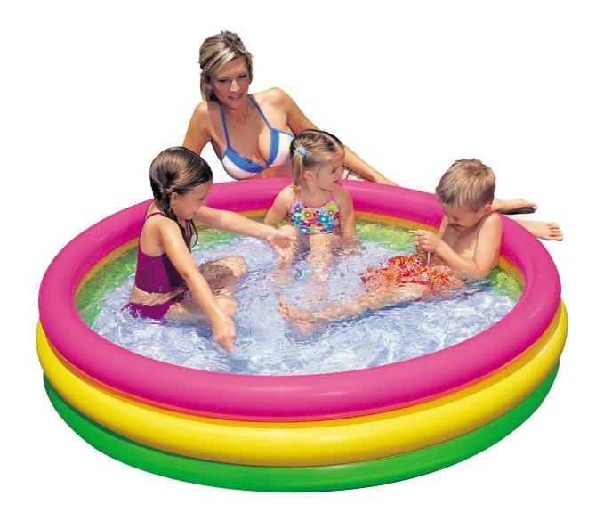 Купить Надувной (детский) бассейн Intex 57422NP 147х33 см