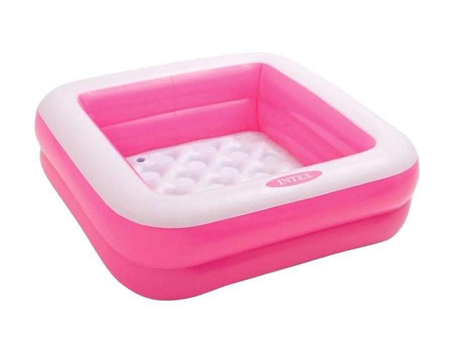 Купить Надувной (детский) бассейн Intex 57100NP 85х85х23 см