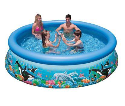 Надувной бассейн Intex Easy Set 28124/54900 305x76 см