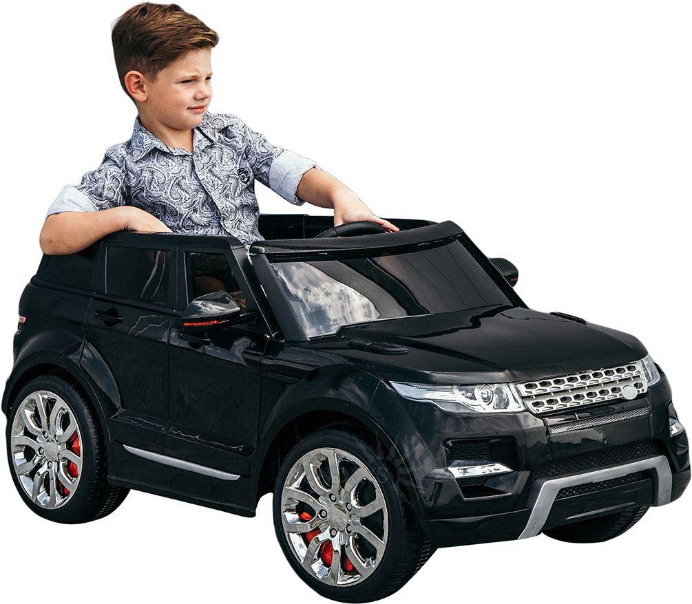 Детский электромобиль Range Rover Sport BJM0903, цветчерный Sundays