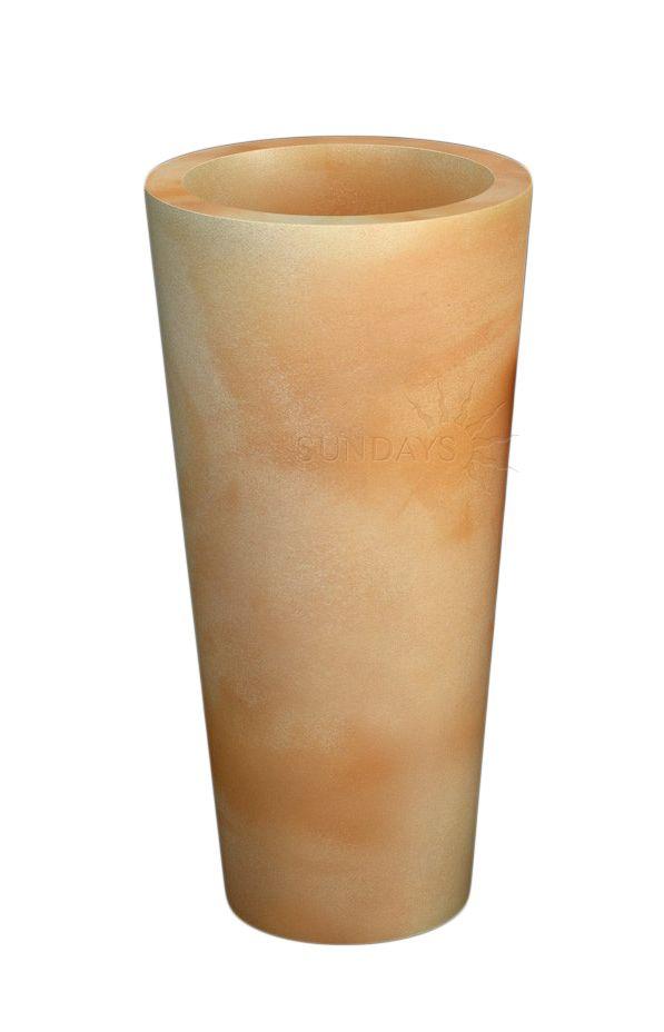 Купить Вазон-горшок садовый PD CONCEPT Venus PL-VE70, цвет терракотовый