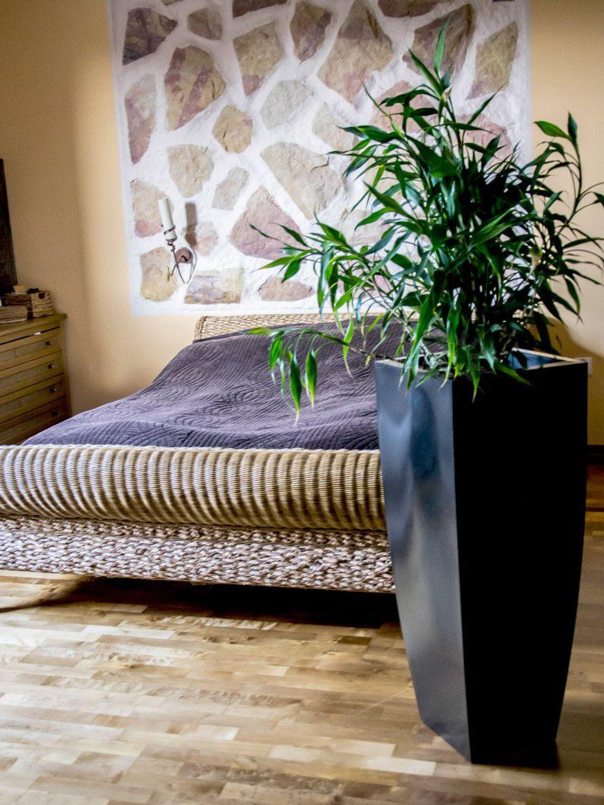Купить Вазон-горшок садовый PD CONCEPT Juno PL-JU92, цвет черный