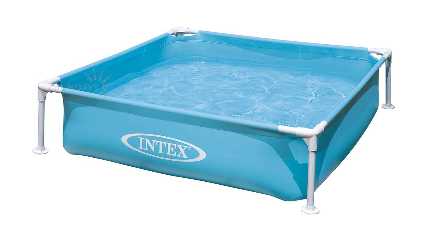 Каркасный (детский) бассейн Intex 57173NP 122х122х30 см