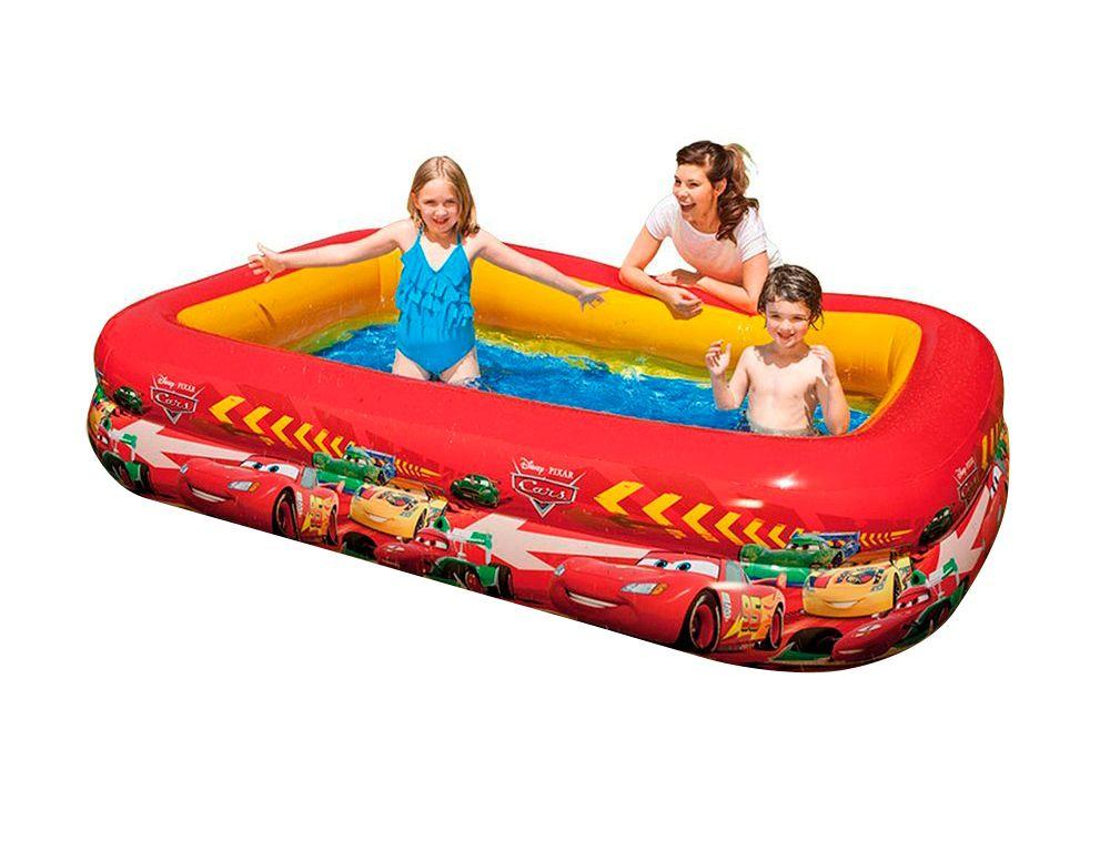 Надувной (детский) бассейн Intex 57478NP 262х175х56 см