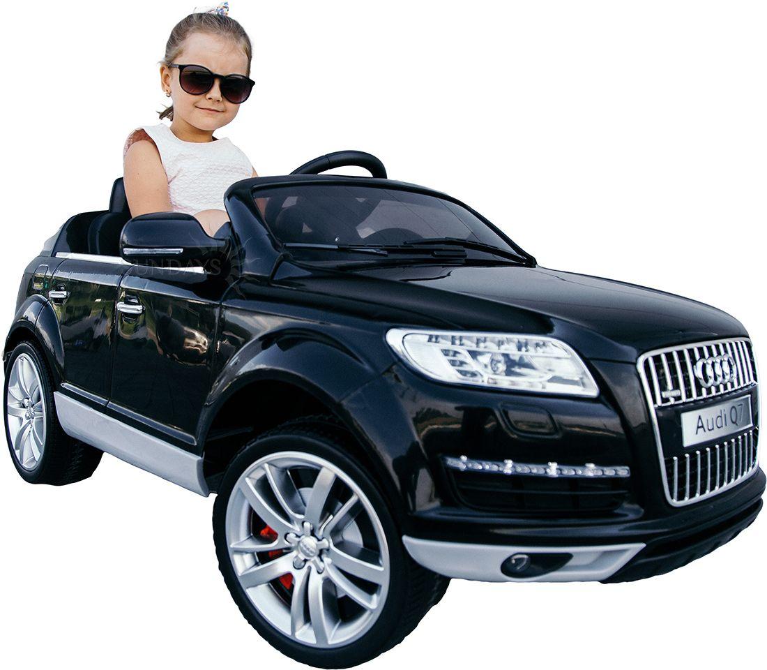Детский электромобиль Audi Q7 license Sundays HLQ7