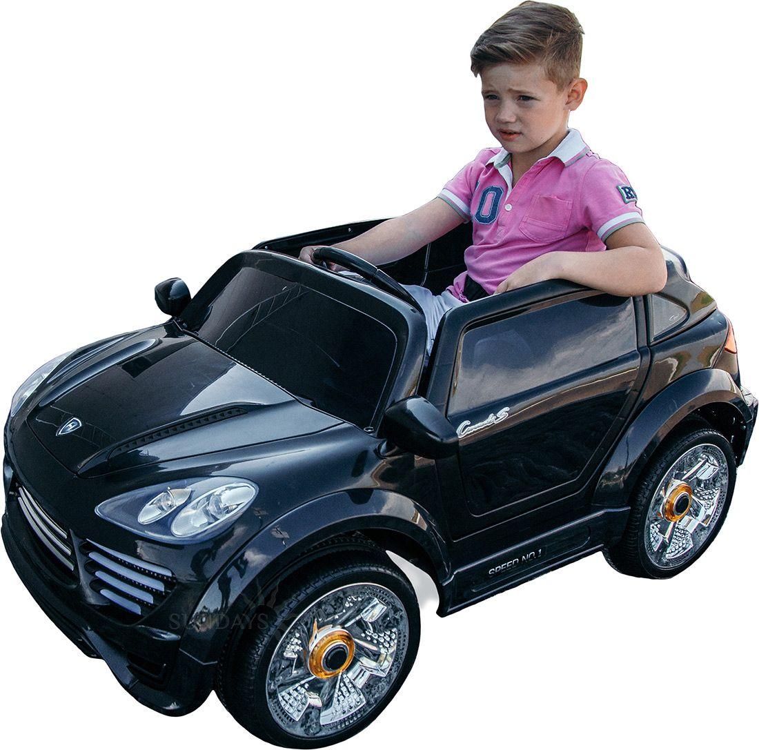 Детский электромобиль Porsche Cayenne Sundays BJ1018