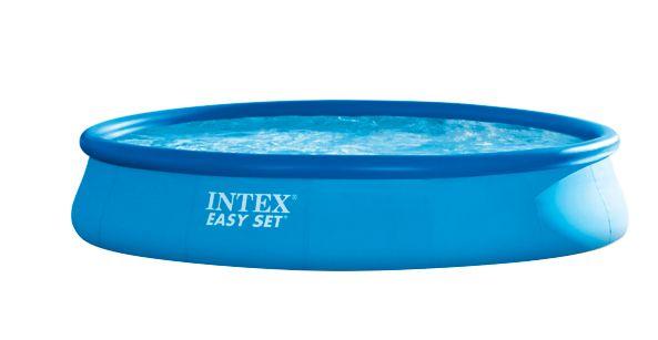 Надувной бассейн Intex Easy Set 28156NP 457х84 см,