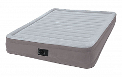 67768 Надувной матрас Intex COMFORT PLUSH AIRBED 137х191х33cм (Full)