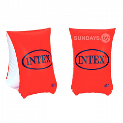 58641 Нарукавники Intex DeLuxe Arm Bands (6 до 12 лет)