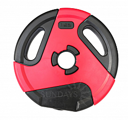 Диск для штанги Sundays Fitness IR91041 (1,25 кг)