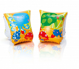 Нарукавники Intex Tropical Buddies 58652NP 23х15 см
